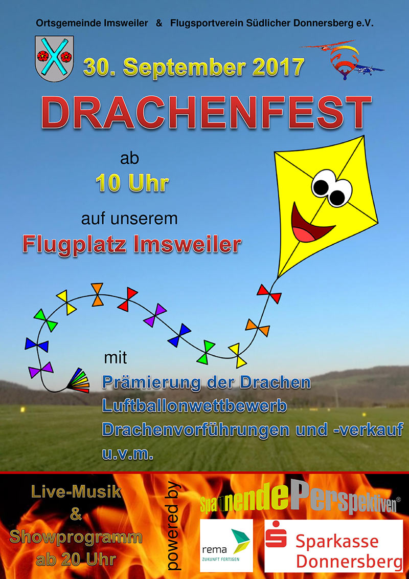 Drachenfest Imsweiler