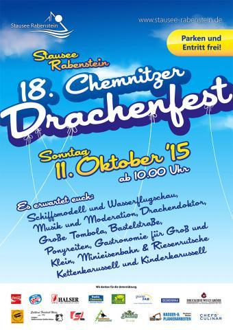 Drachenfest Chemnitz 2015