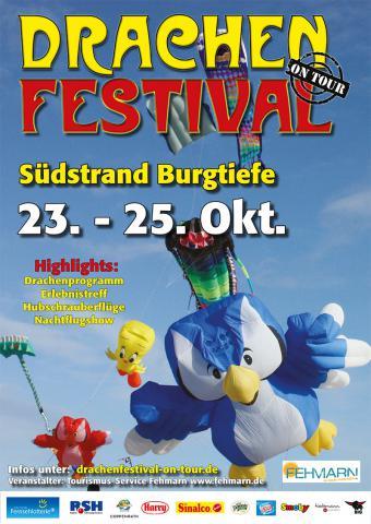 Drachenfest Fehmarn 2015