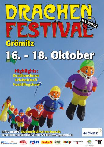 Drachenfest Grömitz 2015