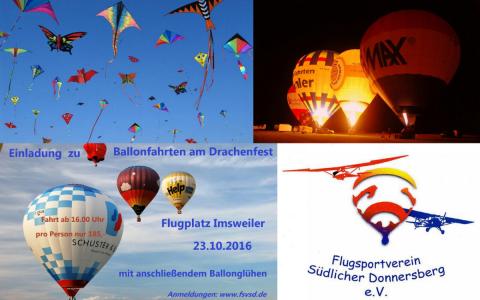 Drachenfest Imsweiler 2016