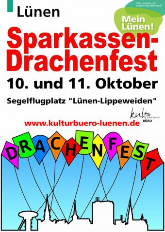 Drachenfest Lünen 2015