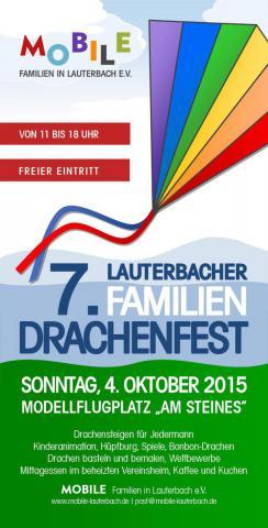 Bild Drachenfest Lauterbach 2015